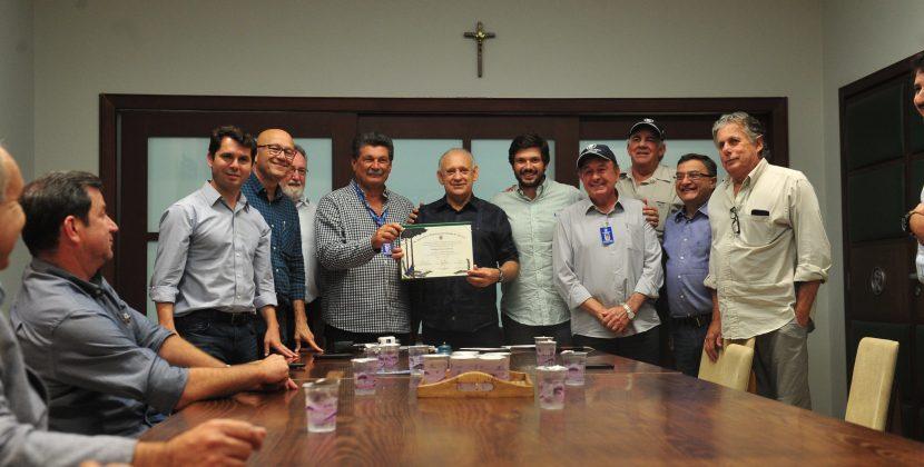 ExpoLondrina: Assembleia entrega título de utilidade pública à Sociedade Rural do Paraná