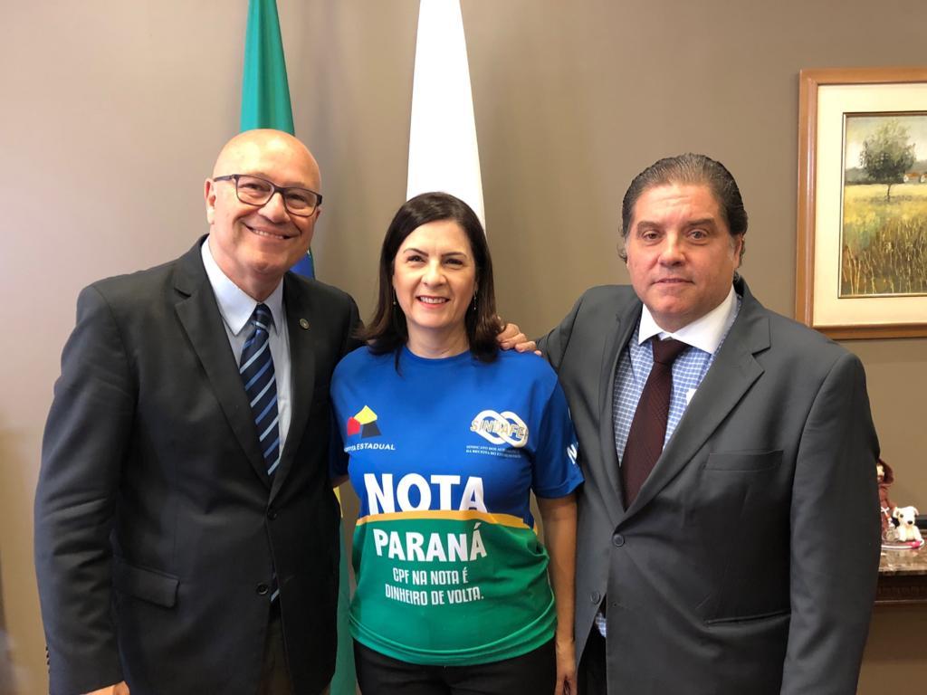 Silvio Cunha assume escritório regional da Sets em Cornélio Procópio
