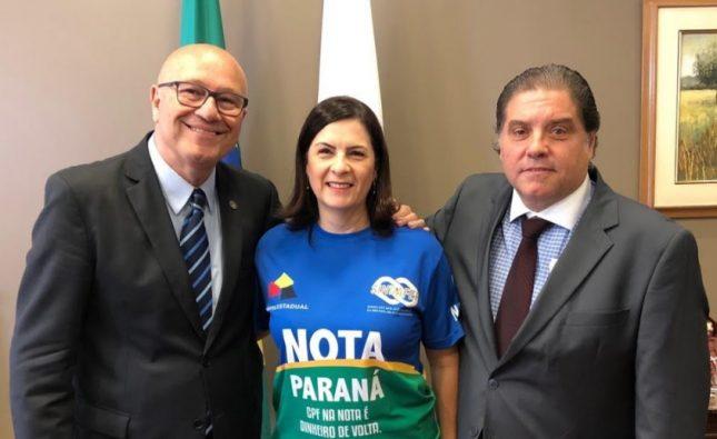 Sessão especial destaca quatro anos do Nota Paraná