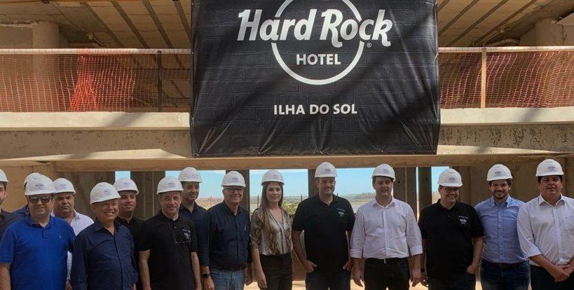 """Hard Rock Hotel traz novos empregos e desenvolvimento ao Norte Pioneiro"""