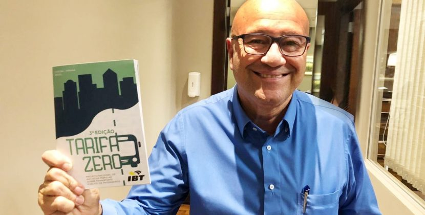 IBT apresenta a Romanelli projeto de tarifa zero no transporte coletivo