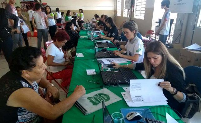 Em Assaí, Paraná Cidadão atende 9 mil pessoas