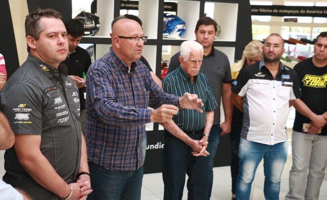 Siqueira Campos pede balizamento no aeroporto municipal