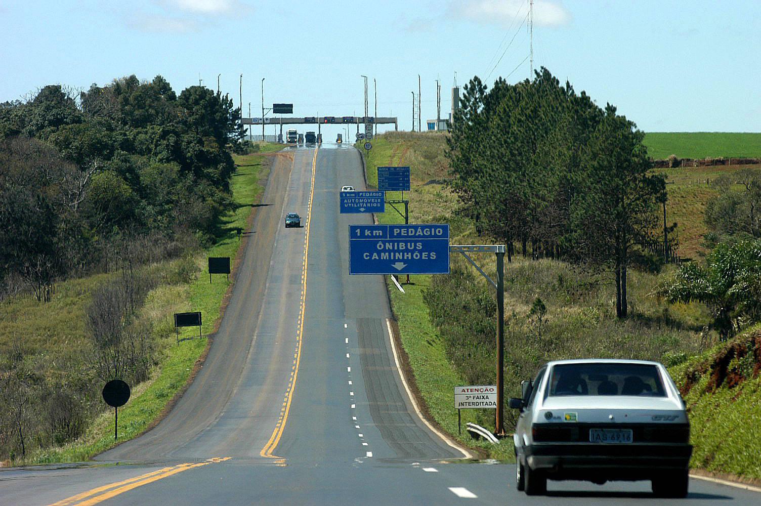 Deputado Romanelli critica decisão da justiça que liberou aumento do pedágio nas rodovias do Paraná